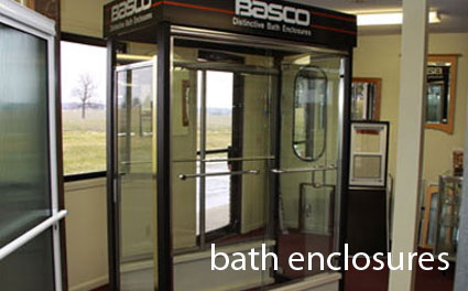 Bath and Shower Glass Enclosures